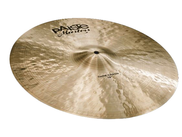 Paiste ( ( パイステ ) DARK MASTERS DARK CRASH 17