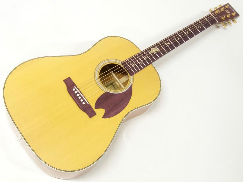 HEADWAY HJ-SAKURA STD 【0597】【 国産 アコースティックギター 桜 さくら 特価品 】【勝負価格! 】 日本製