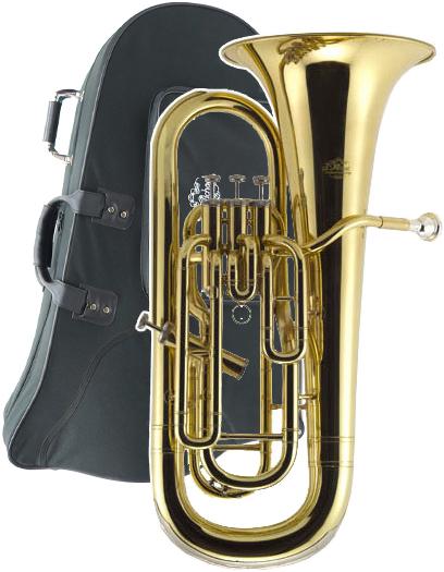 J Michael ( Jマイケル ) EU-1500 ユーフォニアム 新品 アウトレット 4ピストン ゴールド 管体 管楽器 3トップアクション 第4 サイド EU1500 北海道 沖縄 離島 代引 同梱不可