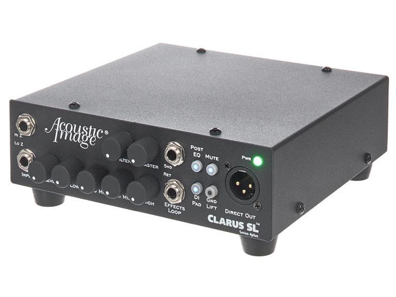 Acoustic Image CLARUS SL 【50Wの出力を誇るクラスD ベースアンプ・ヘッド WO 】