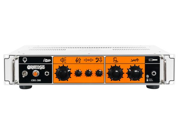Orange ( オレンジ ) OB1 300 ☆ ラックマウント300Wベースアンプヘッド