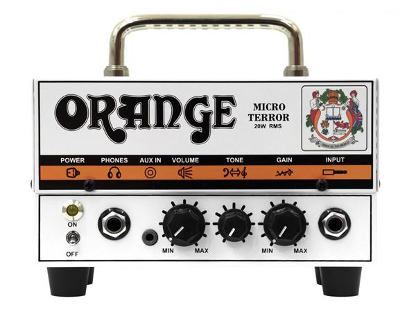 Orange ( オレンジ ) MICRO TERROR ☆ 20W TUBE AMP HEAD