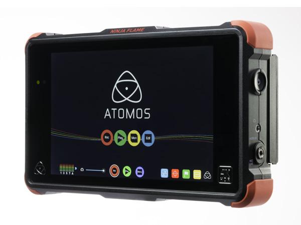 ATOMOS ( アトモス ) NINJA FLAME (ソフトケース版) ◆ 7 型 S-IPS液晶 モニター一体型レコーダー [ 送料無料 ]