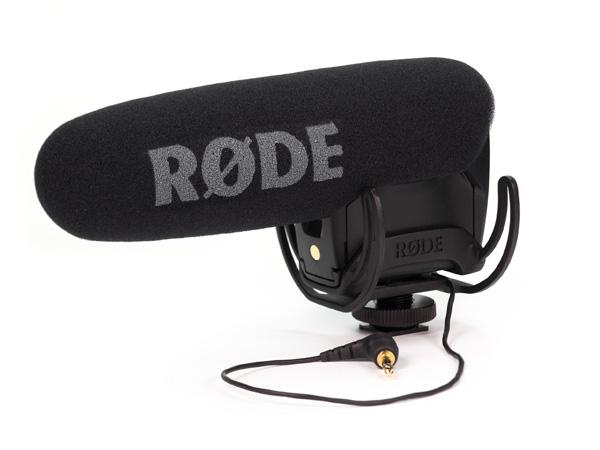 RODE ( ロード ) VideoMic Pro Rycote ◆ モノラルショットガンマイク [ 送料無料 ]