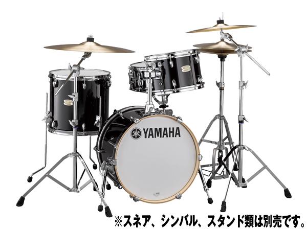 YAMAHA ( ヤマハ ) SBB8F3 RB ☆ STAGE CUSTOM BIRCH BOP-KIT レーベンブラック 【小口径シェルセット】