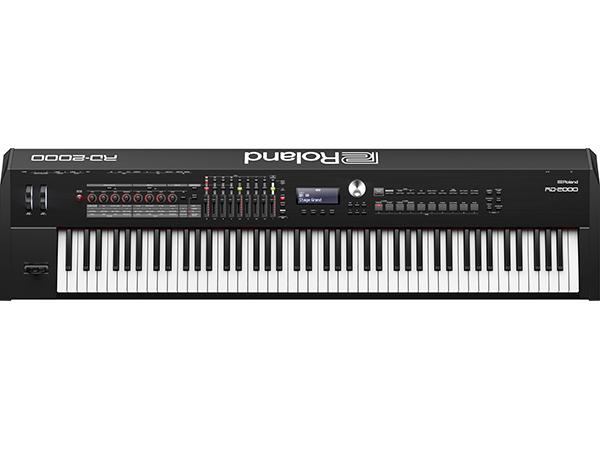 Roland ( ローランド ) RD-2000 ◆【 送料無料 】【 電子ピアノ 】【 ステージピアノ 】