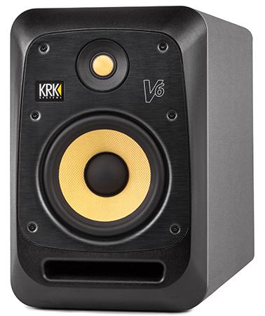 KRK ( ケイアールケイ ) V6 S4 (1本) ◆ 【 モニタースピーカー 】 ◆ 【 送料無料 】