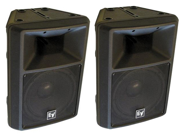Electro-Voice ( EV エレクトロボイス ) SX300 B/黒 [ 限定ペア販売 ] ◆ フルレンジスピーカー ( SX-300x2台 ) 限定特価品【SX300E 2本】 [ SX series ][ 送料無料 ]