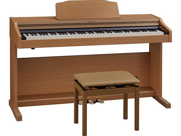 Roland ( ローランド ) RP501R-NBS ◆【ナチュラルビーチ調】【受注後納期連絡 】 ◆【送料無料】【電子ピアノ】【88鍵盤】【ピアノタッチ】【据え置きタイプ】