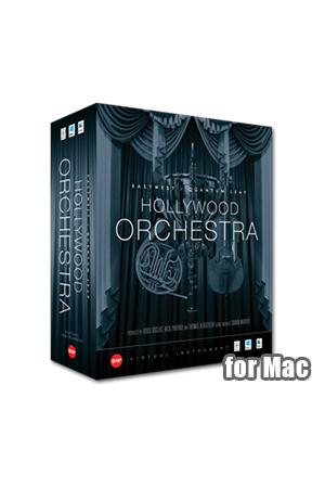 EASTWEST ( イーストウエスト ) Hollywood Orchestral Diamond Edition HDD/ Mac版 ◆【正規取扱商品】【EW-275MACEXT】【本数限定 】 ◆【送料無料】【オーケストラ音源】【DTM】【DAW】