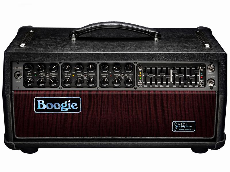 Mesa Boogie ( メサ・ブギー ) JP-2C Limited Edition Head 【ジョン・ペトルーシ リミテッド ギターアンプヘッド WO 84834】【勝負価格! 】 メサ ブギー