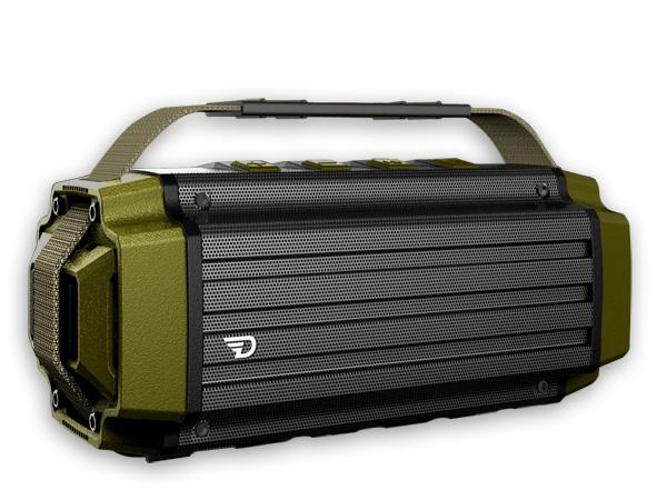 お金を節約 パワフル50WのBluetoothスピーカー DreamWave 超定番 Tremor ワイルドな Bluetoothワイアレススピーカー 送料無料 50Wの大出力