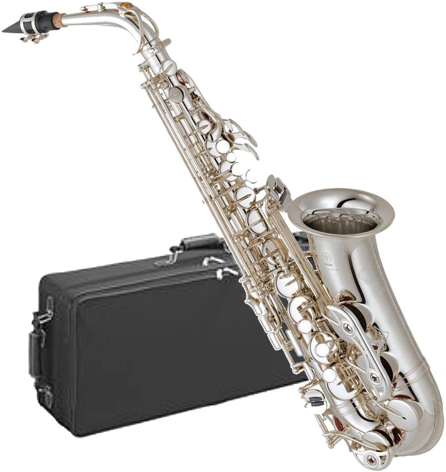 YAMAHA ( ヤマハ ) 【予約】 アルトサックス YAS-62S 銀メッキ 新品 日本製 サックス 管体 E♭ 初心者 管楽器 本体 アルトサクソフォン YAS62S silver 送料無料