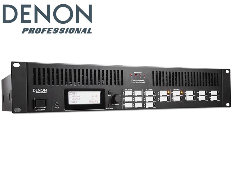 『DN-500CB』 DENON 【代引き手数料無料!】 (デノン) ピッチコントロール付きCDプレーヤー