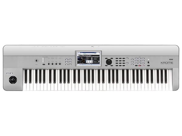 KORG ( コルグ ) KROME-73-PT ◆ 【 送料無料 】【 73 鍵盤 】【 シンセサイザー 】