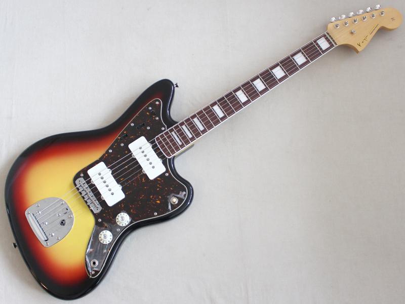 K.Nyui KNJM(66 3TS)【国産 エレキギター KH 】