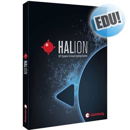 ★決算特価商品★ Steinberg ( スタインバーグ ) HALion 6 アカデミック版【HALion/E】 ◆【 送料無料 】【 サンプラー】【 DAW 】【 DTM 】, お待たせ! 9c2d2e2e