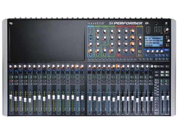 SOUND CRAFT ( サウンドクラフト ) Si Performer 3 ◆ デジタルミキサー [ 送料無料 ]