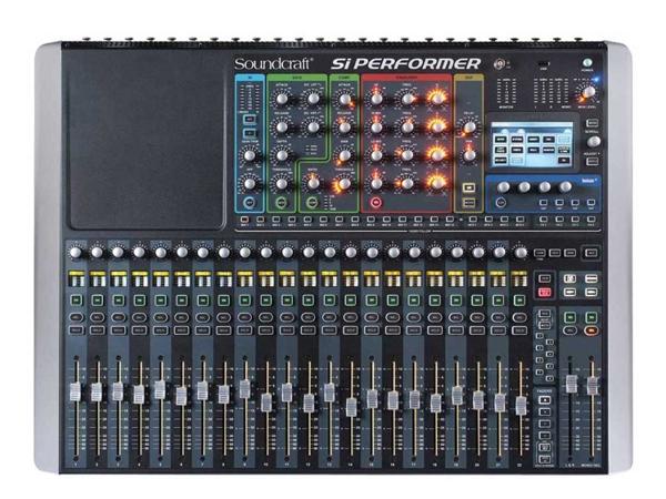 SOUND CRAFT ( サウンドクラフト ) Si Performer 2 ◆ デジタルミキサー [ 送料無料 ]