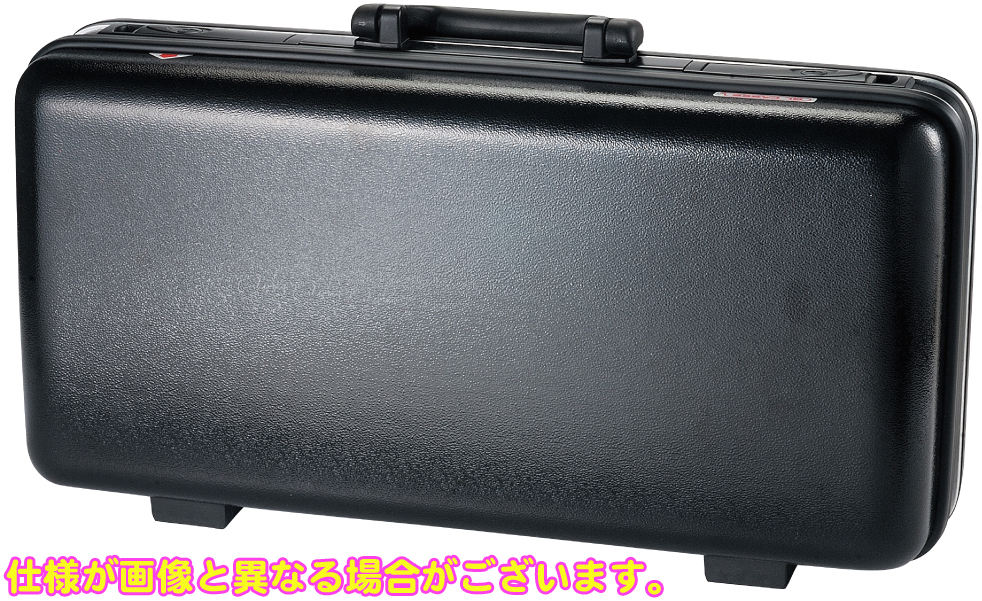 case CASES GLC-TRU GL B♭ 管楽器 ハードケース ) GLCシリーズ ABS hard 収納 樹脂製 ブラック ( トランペット GLケース trumpet 送料無料 BK ケース