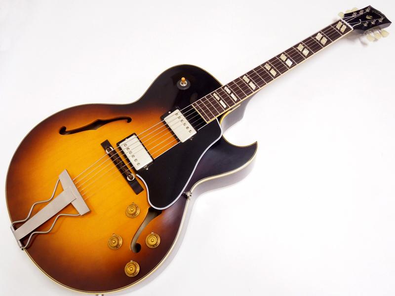 Gibson Memphis 1959 ES-175D (Vintage Burst VOS) 【 フルアコ ES175 WO A09199】