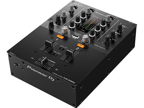Pioneer ( パイオニア ) DJM-250MK2  ◆【 送料無料 】【 DJ 】