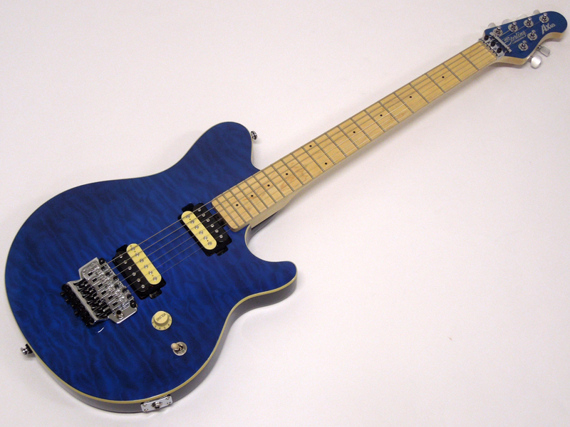 Sterling by Musicman AX-40 ( Translucent Blue)【アクシス エレキギター 】 スターリン by ミュージックマン