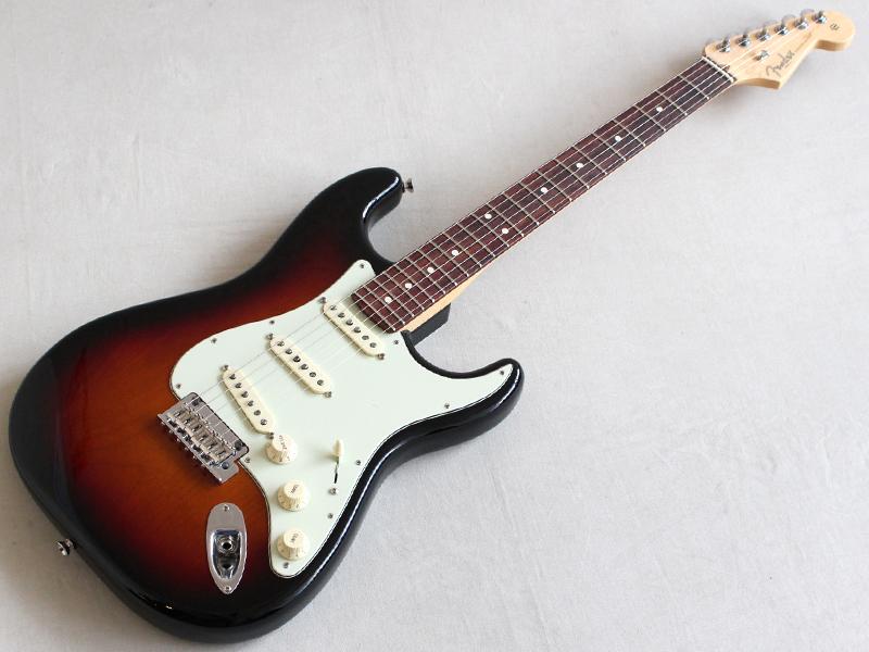 Fender ( フェンダー ) American Professional Stratocaster (3-Color Sunburst /R)【USA ストラトキャスター WK 】【113010700】 アメプロ