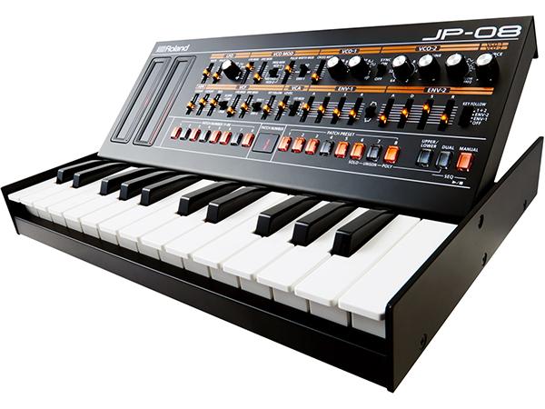Roland ( ローランド ) JP-08 + K-25M SET【台数限定特価 】 ◆【 送料無料 】【 シンセサイザー 】【 JUPITER-8 】