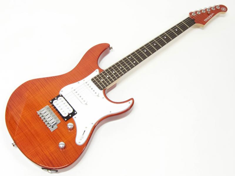 YAMAHA ( ヤマハ ) PACIFICA212VFM(CMB)【パシフィカ 1歩上の エレキギター フレイムトップ仕様 】