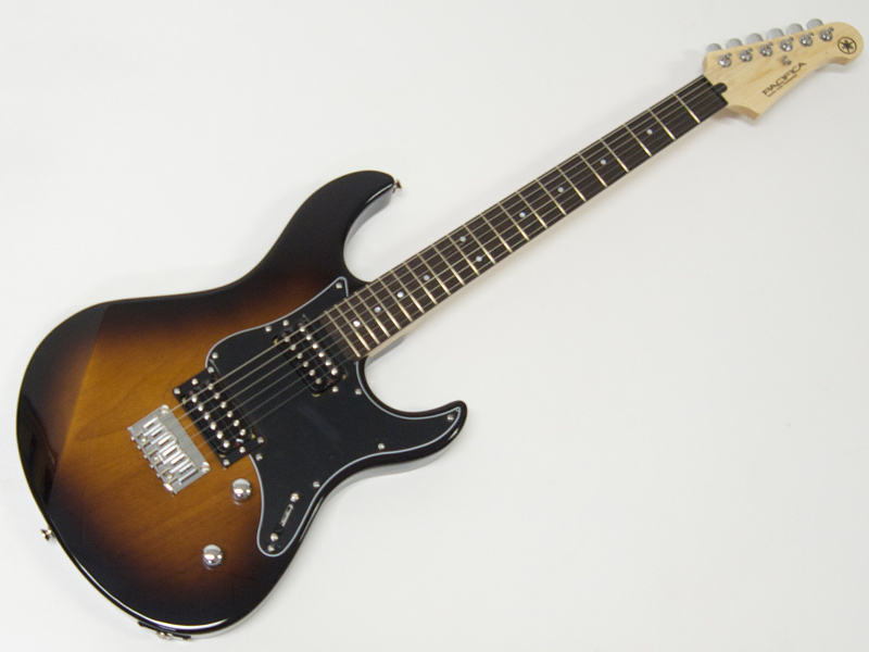 YAMAHA ( ヤマハ ) PACIFICA120H(TBS)【パシフィカ エレキギター 2ハムバッカー 】