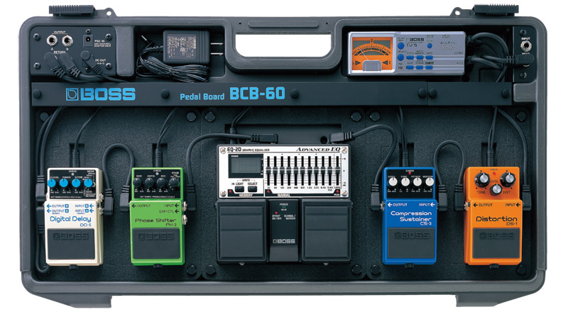 BOSS ( ボス ) BCB-60【ボス専用】エフェクターボード