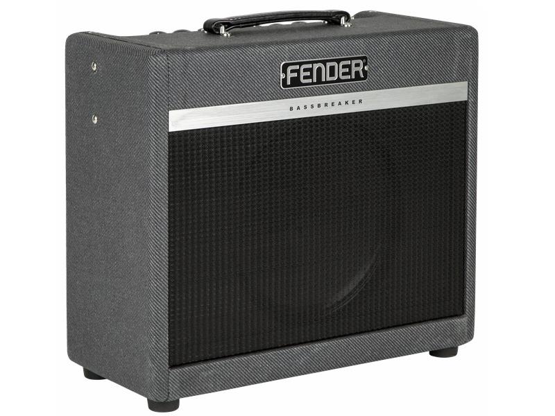 Fender ( フェンダー ) Bassbreaker 15 Combo 【真空管 ギター コンボアンプ 】 フェンダー