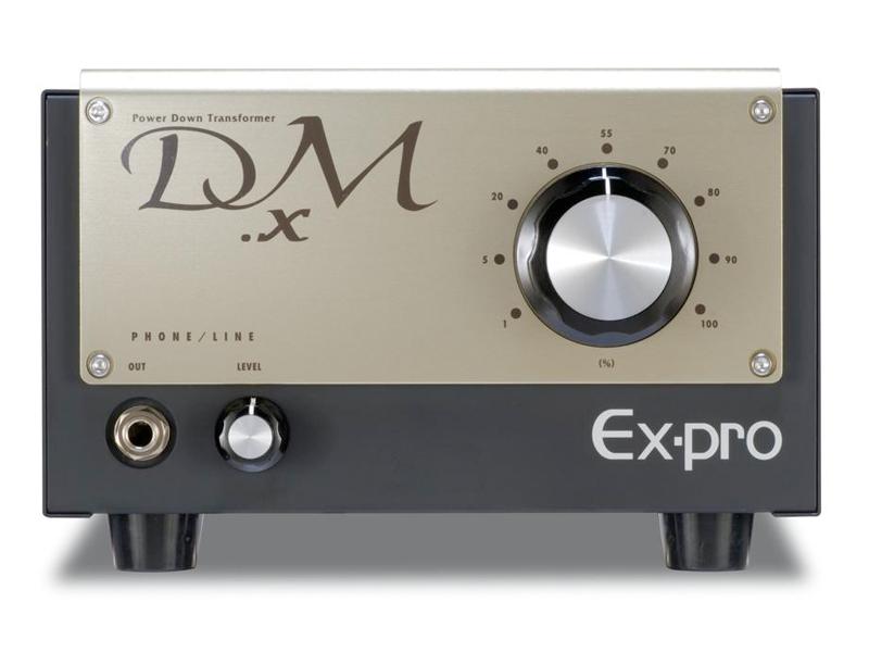EX-PRO ( イーエックスプロ ) DM-X 【パワーダウン トランス アッテネーター 】