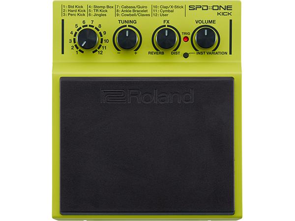 Roland ( ローランド ) SPD::ONE KICK【SPD-1K】【SPD-1K】 ◆【 送料無料 】【 デジタル パーカッション 】
