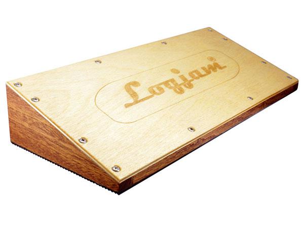 Logjam ( ログジャム ) Rattlebox ◆【 ストンプ ボックス 】【 パーカッション 】
