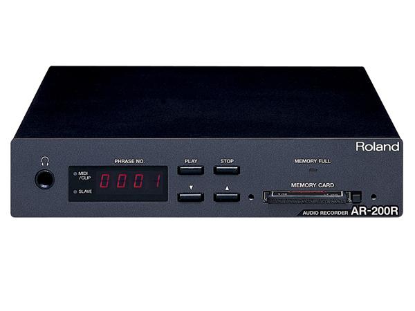Roland ( ローランド ) AR-200R ◆ オーディオレコーダー [ 送料無料 ]