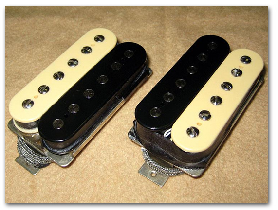 Lindy Fralin 59 Standard Humbucker Set