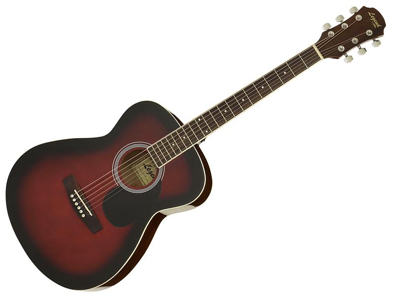 Legend ( レジェンド ) FG-15 (RS) 【初心者 入門 アコースティックギター】【新春特価! 】 フォークギター