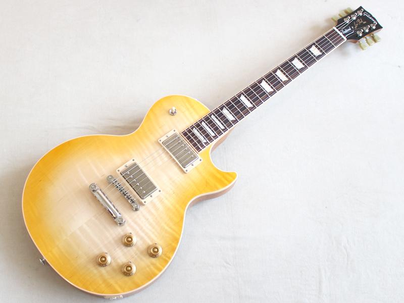 Gibson ( ギブソン ) Les Paul Traditional 2017 T (Antique Burst)【極上杢目】【レスポールトラディショナル KH 1801】【新春特価! 】 ギブソンUSA