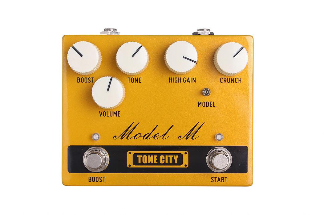 TONE CITY MODEL M 【ディストーション 】