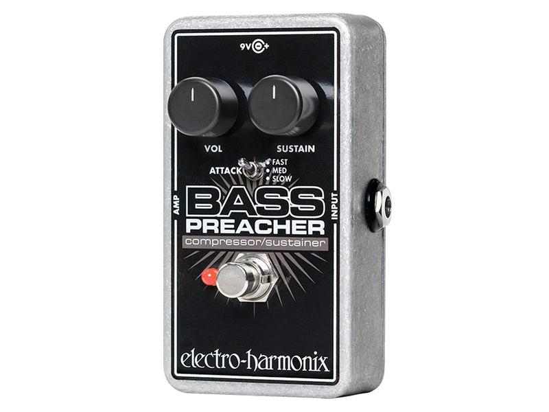 【激安アウトレット!】 Electro Harmonix Harmonix】 ( ) エレクトロハーモニクス ) Bass Preacher【ベース コンプレッサー】, APUショップ:1d95109d --- canoncity.azurewebsites.net