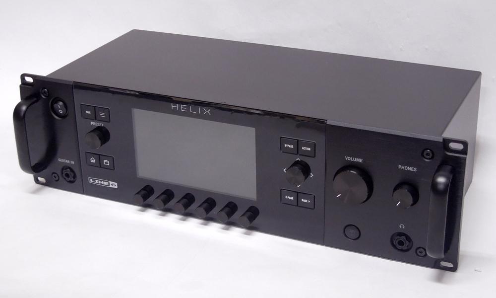LINE6 ( ラインシックス ) Helix Rack 【ギタープロセッサー ラックタイプ 】 マルチエフェクター