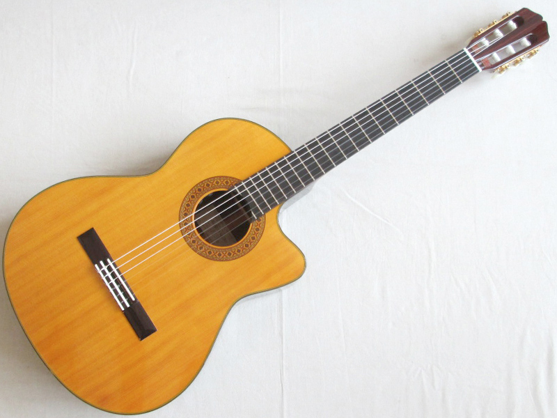 K.Yairi ( ケーヤイリ ) CE-1【日本製 エレガット】【クラシックギター 】