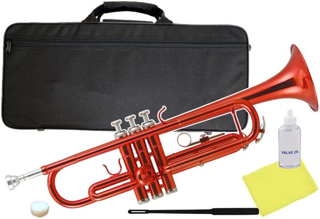 Kaerntner ( ケルントナー ) KTR-30 MRD トランペット レッド 新品 初心者 管楽器 本体 赤色 メタリック カラー B♭ Trumpets KTR30 RED 沖縄 離島不可