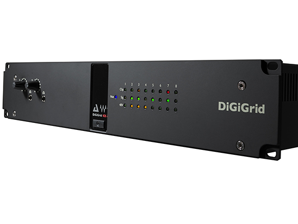 DiGiGrid ( デジグリッド ) IOS【DGIOS】 ◆【 送料無料 】【 オーディオインターフェイス 】