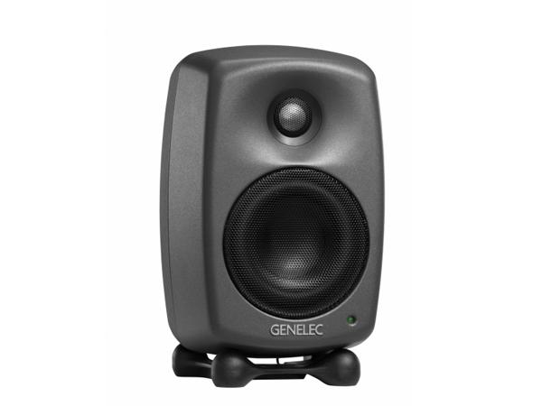 GENELEC ( ジェネレック ) 8020 DPM (1本) ◆ モニタースピーカー ( パワード ) ダークグレー [ 送料無料 ]