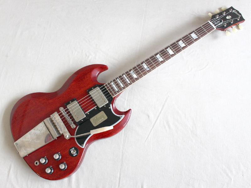 Gibson Custom Shop SG Standard Reissue V.O.S. w/Maestro (FC)【ギブソン・カスタムショップ SG マエストロ】
