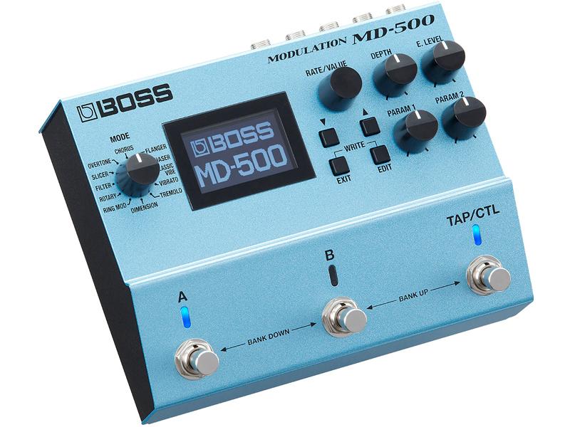 BOSS ( ボス ) MD-500【モジュレーション エフェクター WK 】【C4061 パッチケーブルプレゼント 】