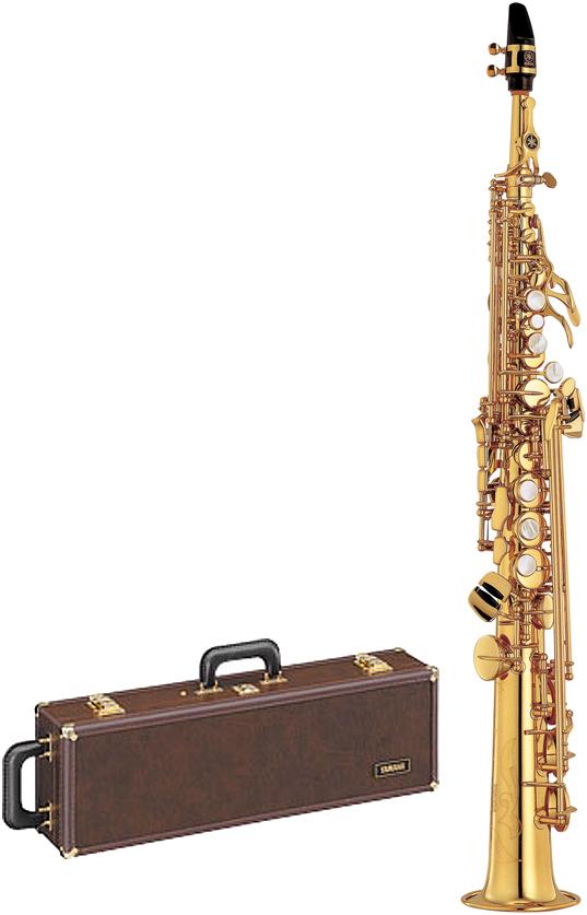 YAMAHA ( ヤマハ ) WEB特価 YSS-675 ソプラノサックス 新品 日本製 サックス 本体 デタッチャブルネック ストレート 管体 ソプラノサクソフォン 管楽器 送料無料